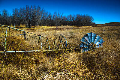 Photograph - Grounded-hdr by Shane Bechler