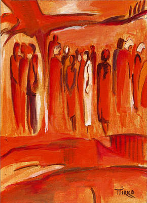 Painting - Group Nr.11 - 1999 by Mirko Gallery
