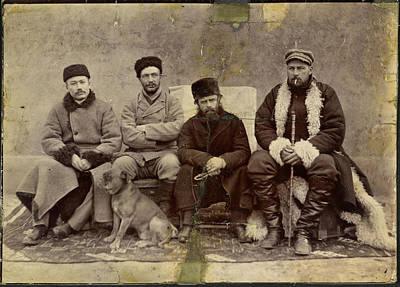 Group Photograph Art Print