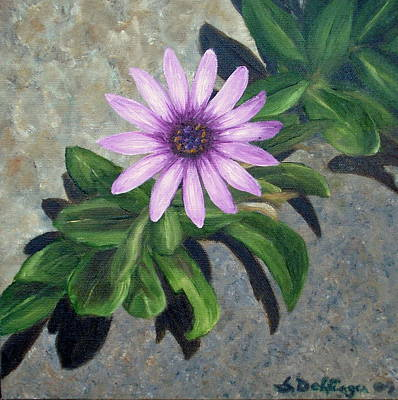 Painting - Grow Where You're Planted Sold by Susan Dehlinger