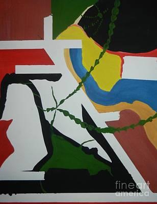 Painting - Growth by Juan Molina