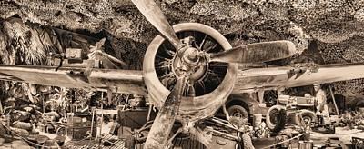 Photograph - Grumman F6f Hellcat by JC Findley