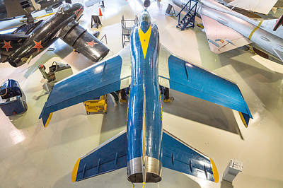 Photograph - Grumman Tiger Blue Angel by Bill Pevlor
