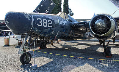 Grumman Tigercat F7f-3n  -  03 Art Print by Gregory Dyer
