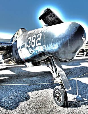 Grumman Tigercat F7f-3n  -  04 Art Print by Gregory Dyer