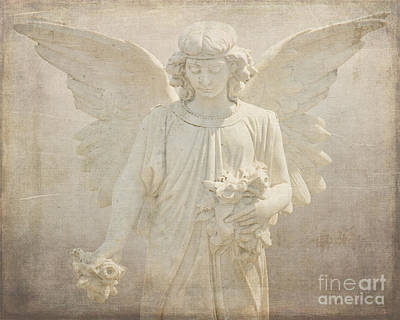 Photograph - Grunge Providence On Wings by Josephine Cohn