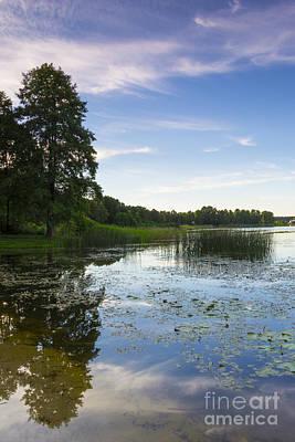 Photograph - Grutas Lake by Tom Migot