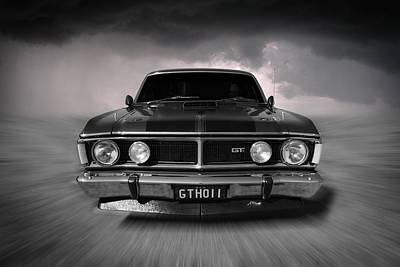 Gtho11 Art Print by Keith Hawley