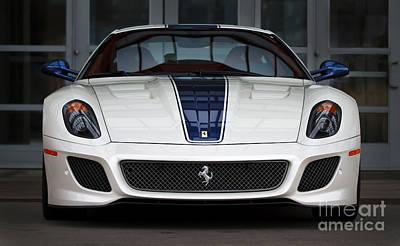 Ferrari Gto Photograph - GTO by Dennis Hedberg