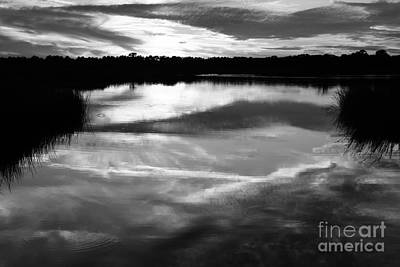 Photograph - Guana Beach Reflections by John F Tsumas