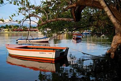 Photograph - Guanica Bay 1 by Ricardo J Ruiz de Porras