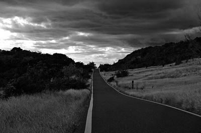 Photograph - Guanica Dry Forest B W 1 by Ricardo J Ruiz de Porras