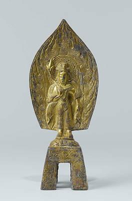 Guanyin, Quan Yin, Kwan Yin, Or Kuanyin Is An East Asian Art Print