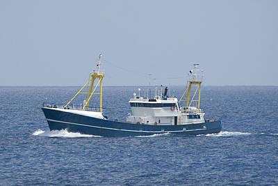 Photograph - Guard Boat by Bradford Martin