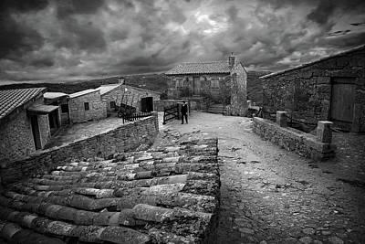 Portugal Photograph - Guarda - Portugal by Fernando Jorge Gon?alves