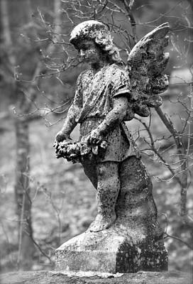 Photograph - Guardian Angel  by Karon Melillo DeVega