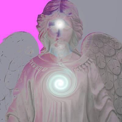 Guardian Angel No. 01 Art Print