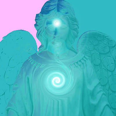 Guardian Angel No. 02 Art Print