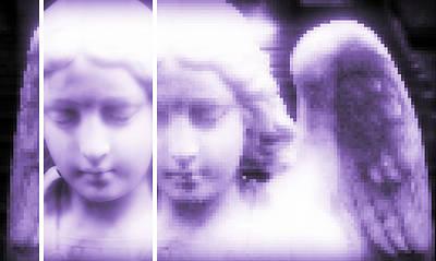 Our Lady Of Mt Carmel Photograph - An Angel Appears II by Aurelio Zucco
