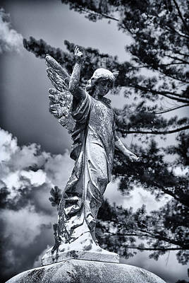 Photograph - Guardian Angel by Wayne Stacy