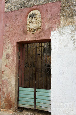 Photograph - Guardian Of The Gate Mexico by John  Mitchell