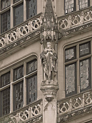 Photograph - Guarding The Biltmore House by Amber Summerow