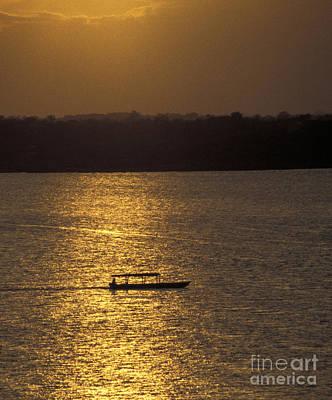 Photograph - Guatemala Sunset by John  Mitchell