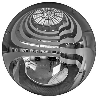 Guggenheim 11 Original by Sasha Karasev