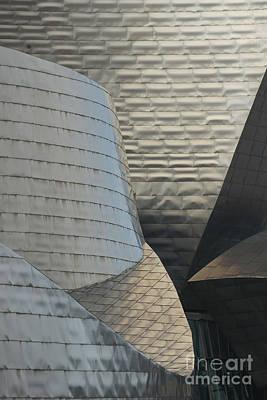 Photograph - Guggenheim Museum Bilbao by Rudi Prott