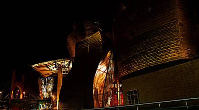 Photograph - Guggenheim Riverside by Weston Westmoreland