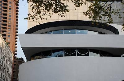 Photograph - Guggenheim by Rob Hans