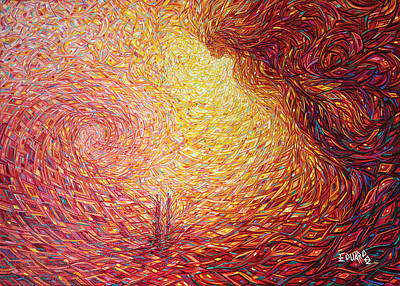Dash Painting - Guidance by Eduardo Rodriguez