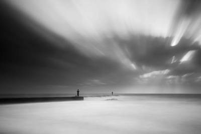 Photograph - Guiding Light by Antonio Jorge Nunes