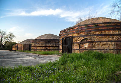 Photograph - Guignard Brick Works by Charles Hite
