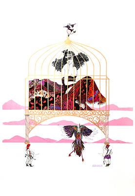 Guilded Cage  Original