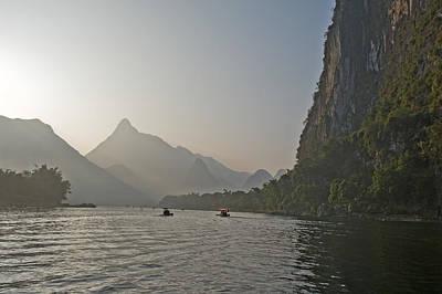 Photograph - Guilin Mountains by Marek Poplawski