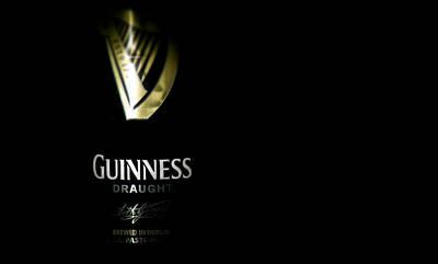 Guinness Art Print