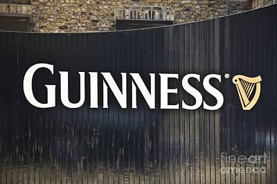 Photograph - Guinness Gate Dublin by Liz Leyden