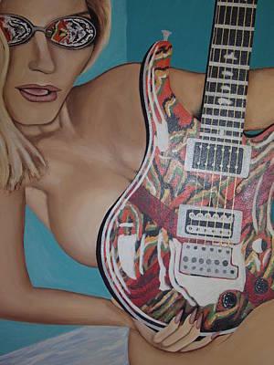 Guitar Babe Original