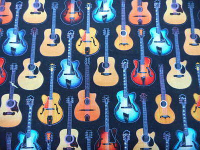 Photograph - Guitar Heaven by Diannah Lynch