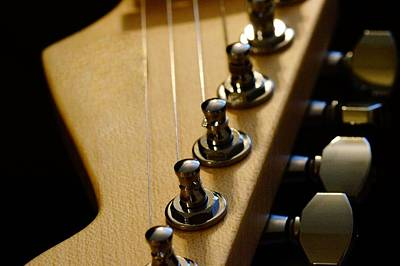 Photograph - Guitar In Color by Mike Murdock