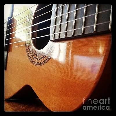 Musician Photograph - #guitar #music #musicalinstrument by Isabella F Abbie Shores FRSA