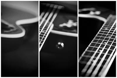 Photograph - Guitar Views by Karol Livote