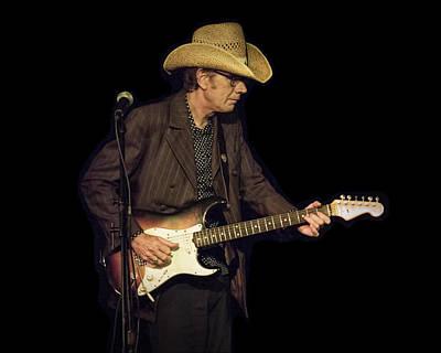 Photograph - Guitarist Bo Ramsey by Randall Nyhof