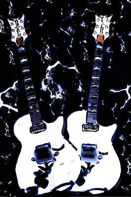 Guitars Original by Tommytechno Sweden