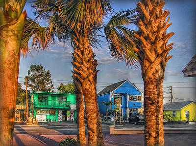 Photograph - Gulf Boulevard by Hanny Heim