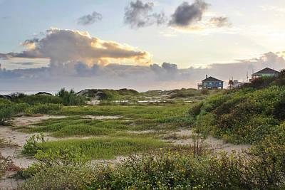 Nirvana - Gulf Coast Galveston TX by Christine Till