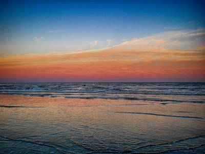 Photograph - Gulf Coast Sunset by Kristina Deane