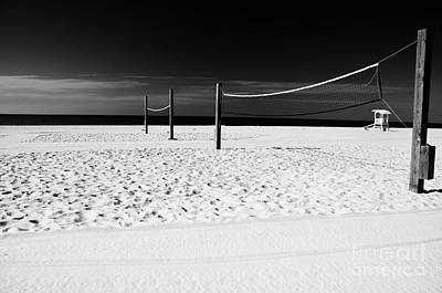 Photograph - Gulf Shores Alabama Beach Volleyball by Danny Hooks
