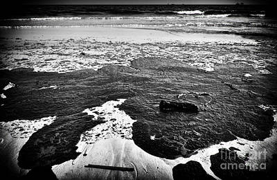 Photograph - Gulf Shores Alabama Oil Spill by Danny Hooks